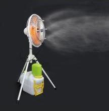 クールジェッター(扇風機タイプ)画像
